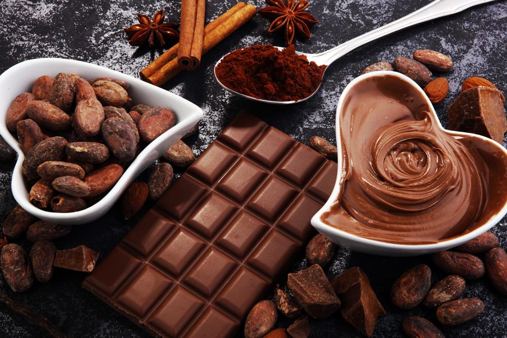 Cioccolato per tutti i gusti!
