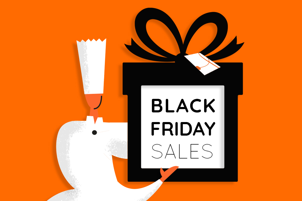 Big Deals on Dolceitaliano.it: Black Friday is on!
