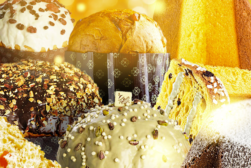 Italian artisan Panettone and Pandoro: we deliver all over the World!