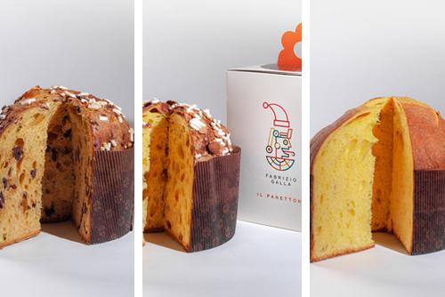I panettoni di Fabrizio Galla: tre varianti firmate da un Maestro Relais Desserts