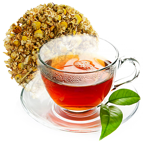 Tea and infusions