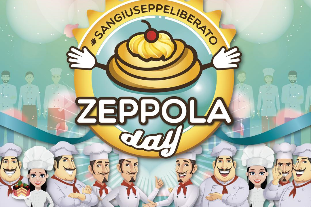 #iorestoacasa, ma senza amarezza: è tempo di Zeppola Challenge!