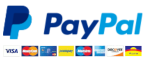 Brands PayPal acceptance